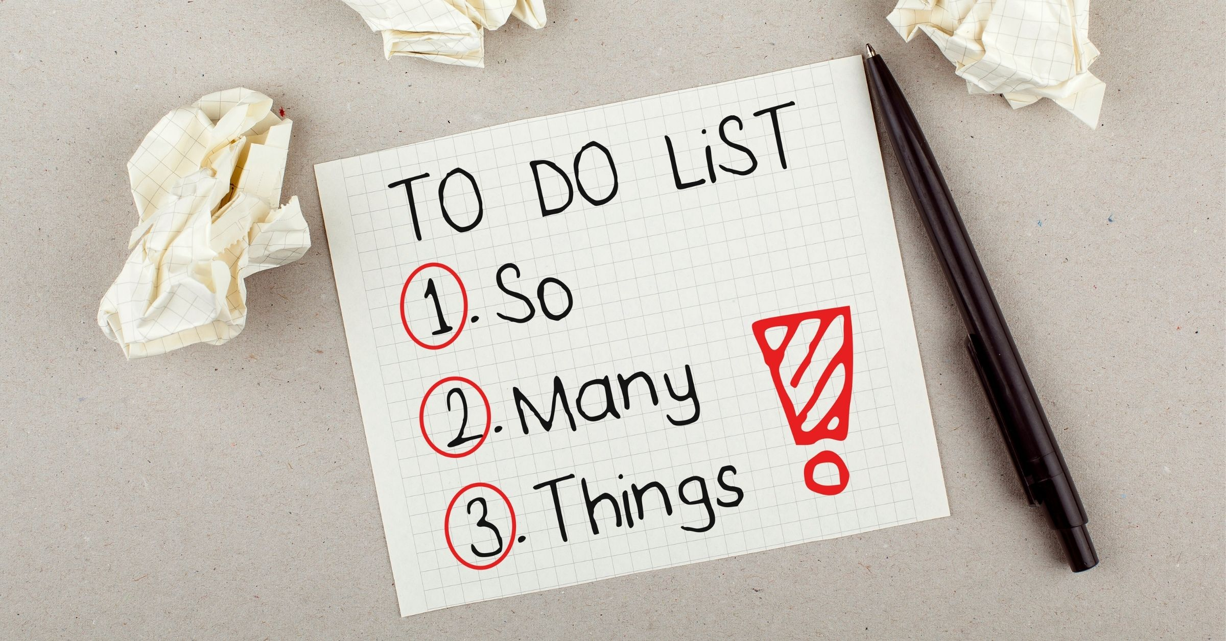 How to create a not-to-do list for small business owners