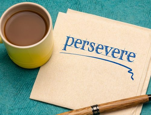 The importance of perseverance in small business