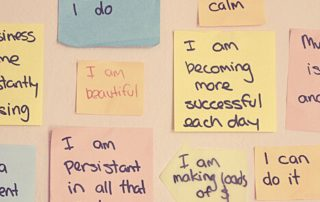 Using positive affirmations for small business success